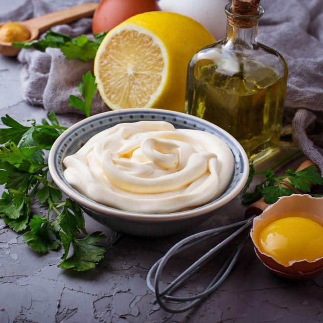 Maionese in casa: una salsa cremosa e omogenea!
