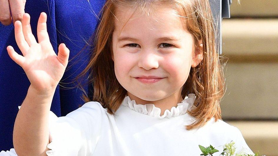 La bambina più alla moda di sempre: i look della principessina Charlotte!