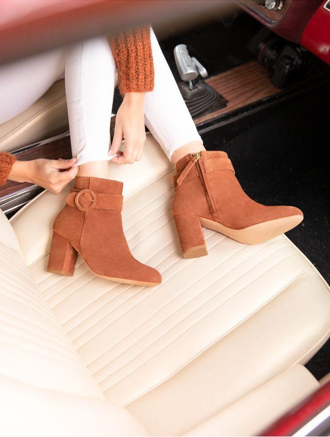 Les chaussures tendance automne-hiver 2019-2020
