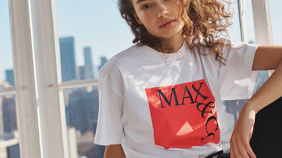 MAX IT UP: maglieria e t-shirt per affrontare le sfide quotidiane!