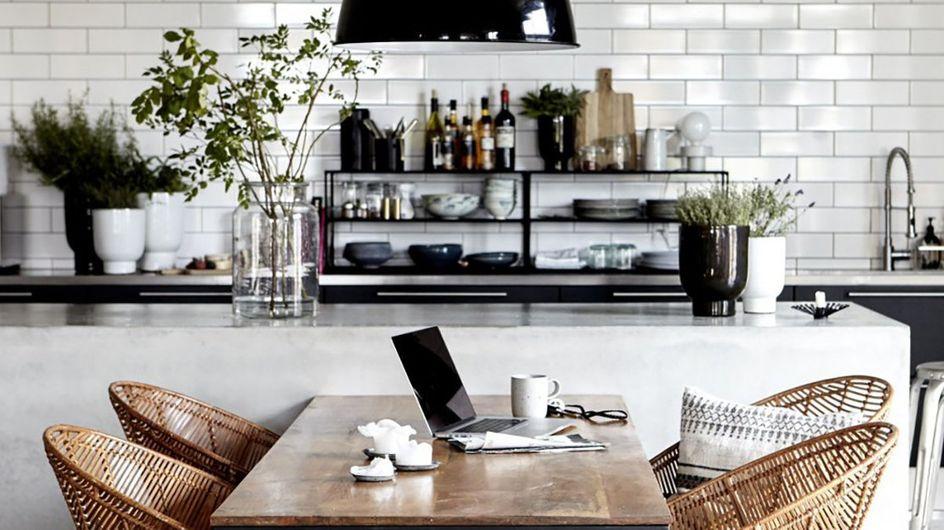 30 inspirations à copier pour une cuisine au style industriel