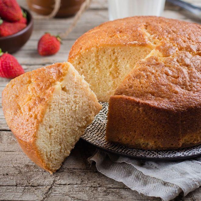 Pan di spagna facile e veloce!