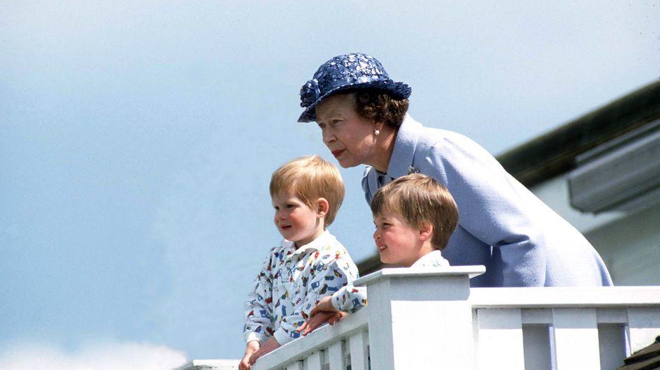 Isabel II: las imágenes más entrañables con sus nietos y bisnietos