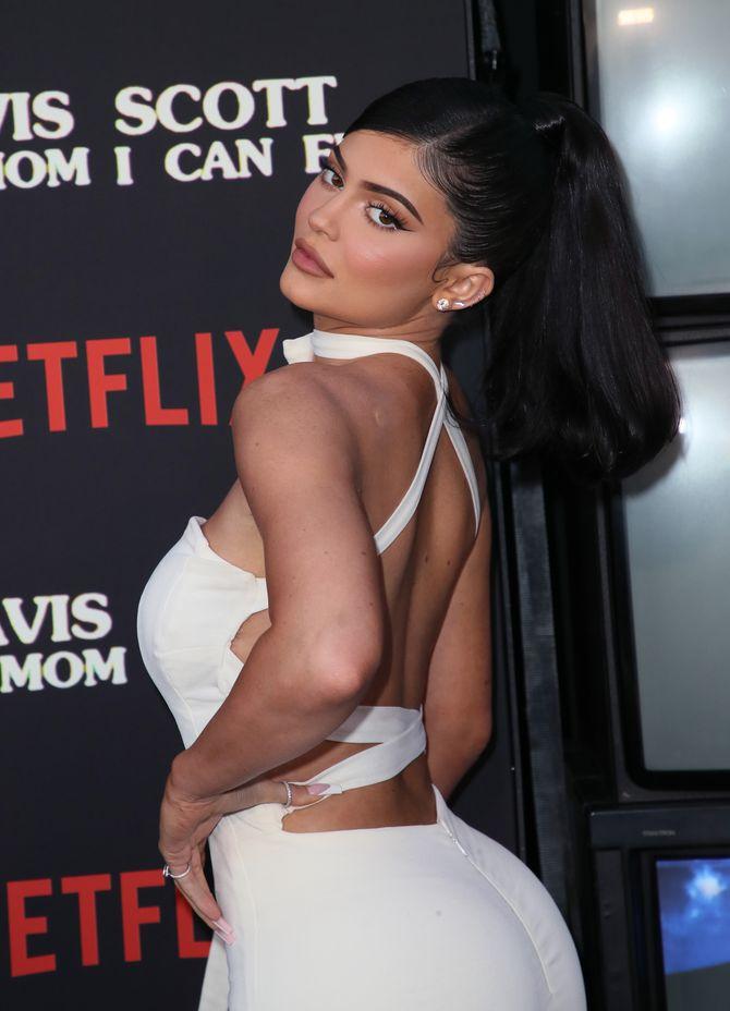 Kylie Jenner nació el 10 de agosto de 1997