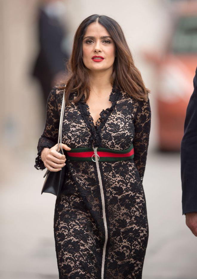 Los mejores looks de Salma Hayek