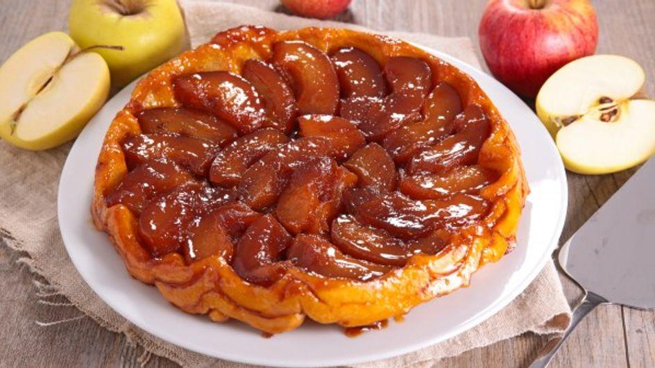 25 recettes à faire avec des pommes