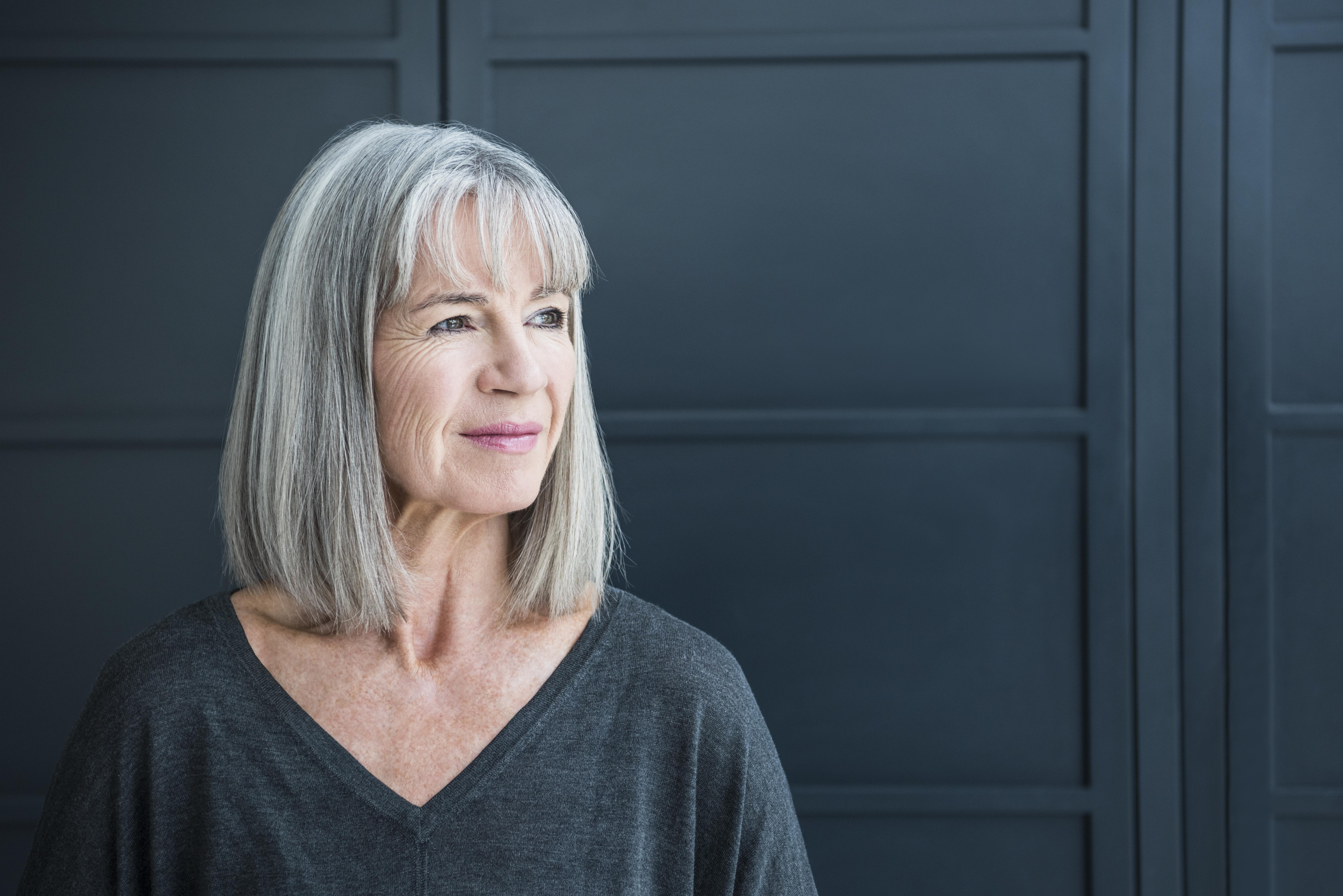 Frau ursachen 30 haare mit graue Graue Haare:
