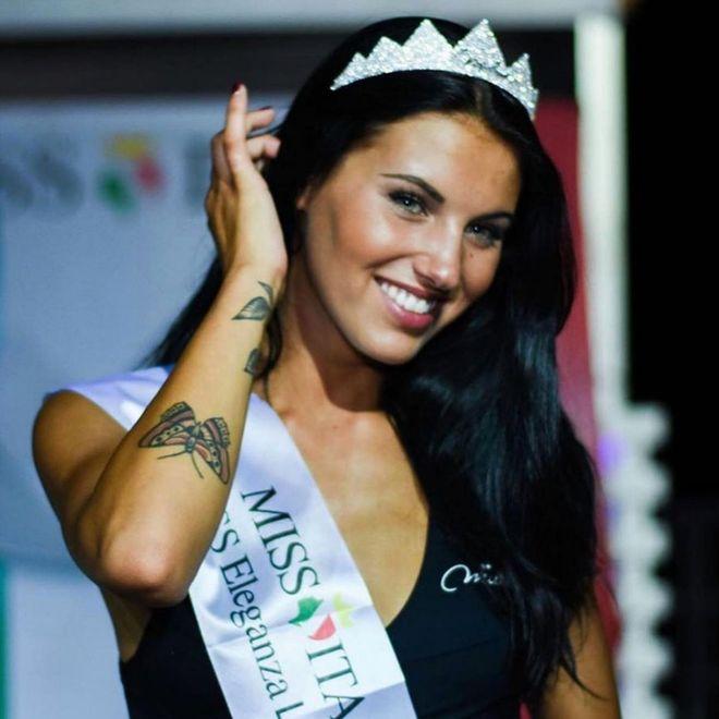 Carolina Stramare è la nuova Miss italia