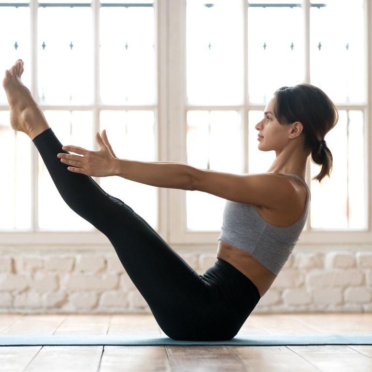 Yoga para adelgazar barriga