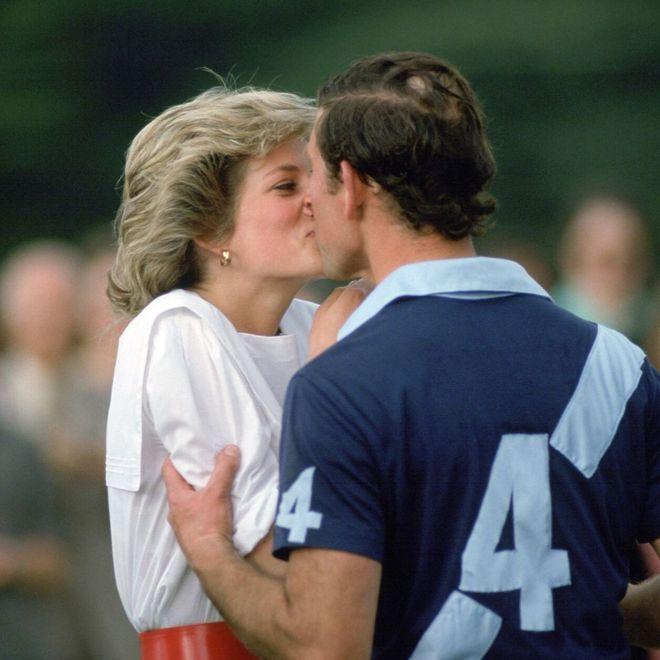 Gli scandali amorosi dei vip: Carlo e Diana