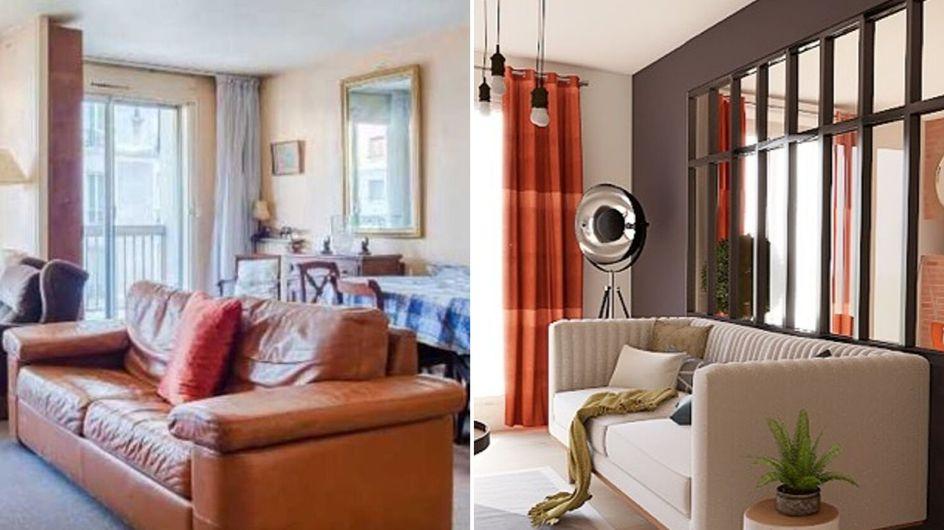 Avant/après : 10 idées de transformations spectaculaires pour relooker votre intérieur