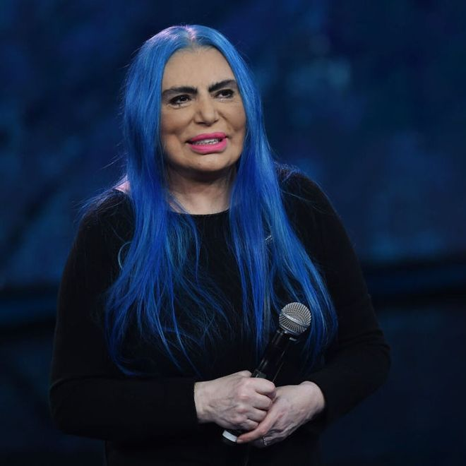 La Regina del Rock italiano: Loredana Bertè
