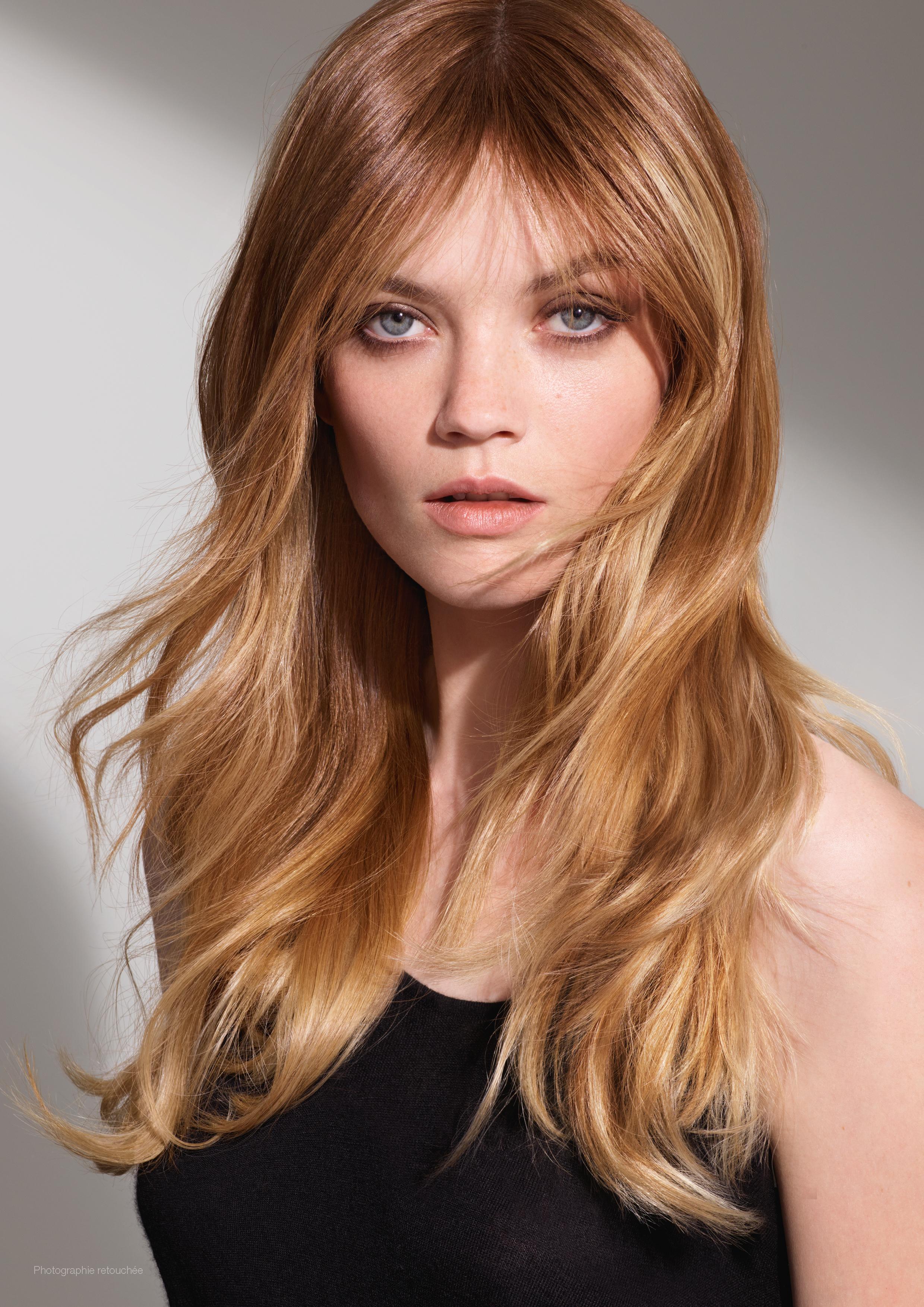 Cheveux Longs Les Plus Belles Coupes De Cheveux Longs