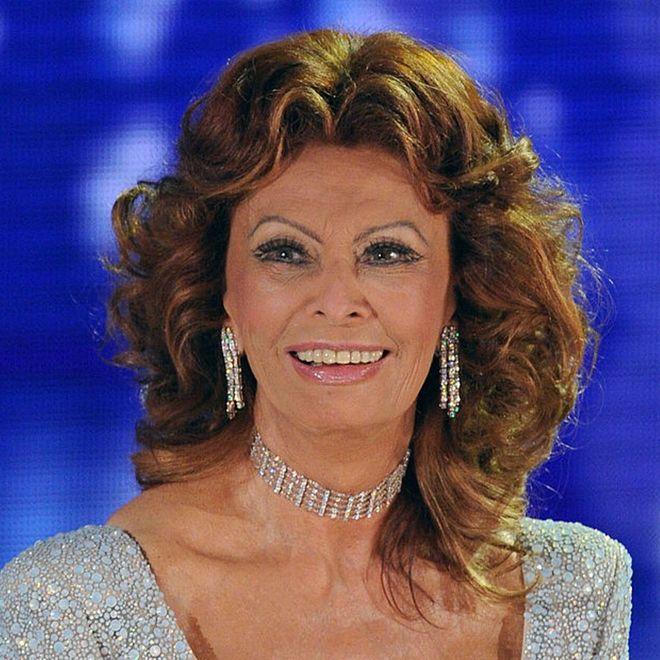La bellezza senza tempo di Sophia Loren