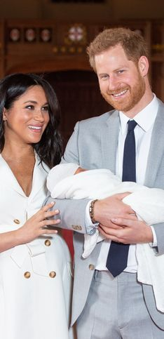 Baby Archie: Die schönsten Bilder von Meghans und Harrys Royal-Baby