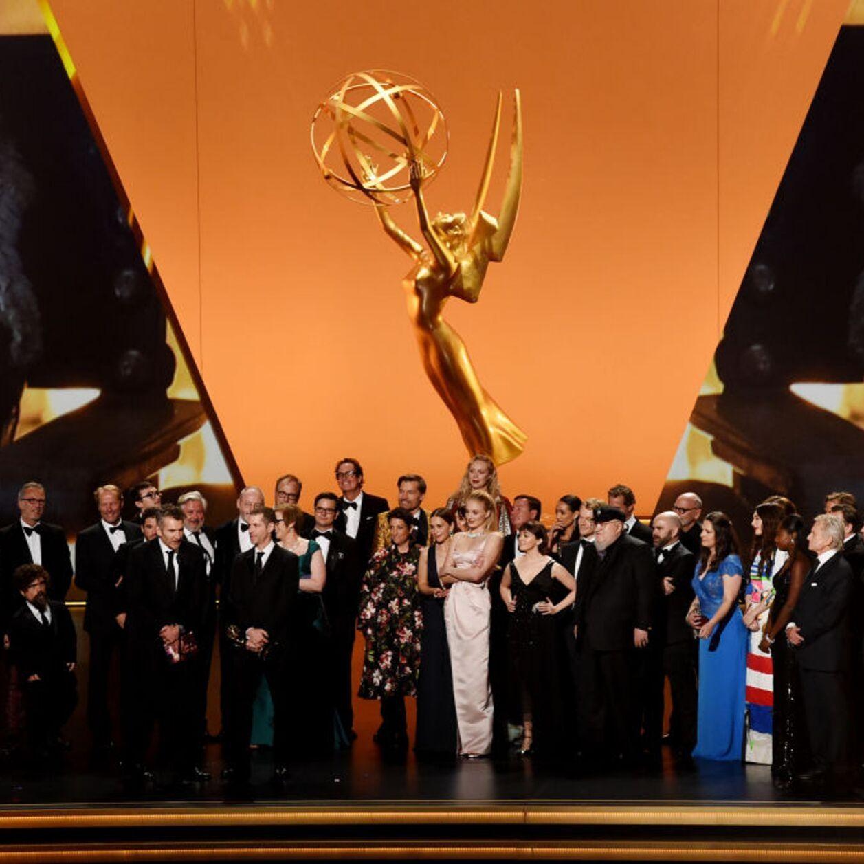 I look degli Emmy 2019