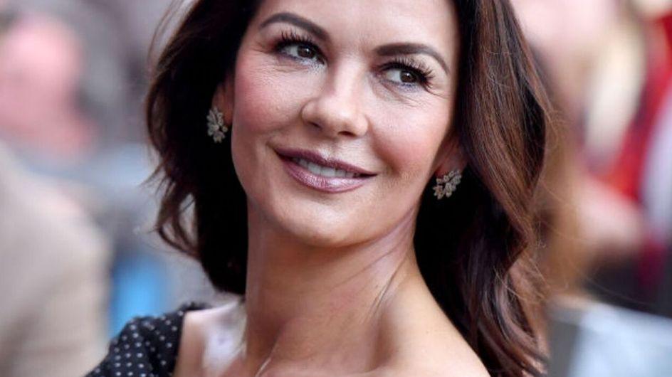 Catherine Zeta-Jones cumple 50: repasamos su evolución facial a través de los años
