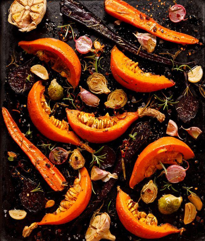 Légumes d'octobre, légumes d'automne