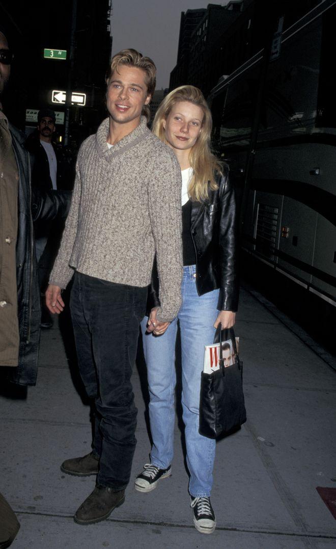 ¿Recuerdas a Gwyneth y Bard Pitt?