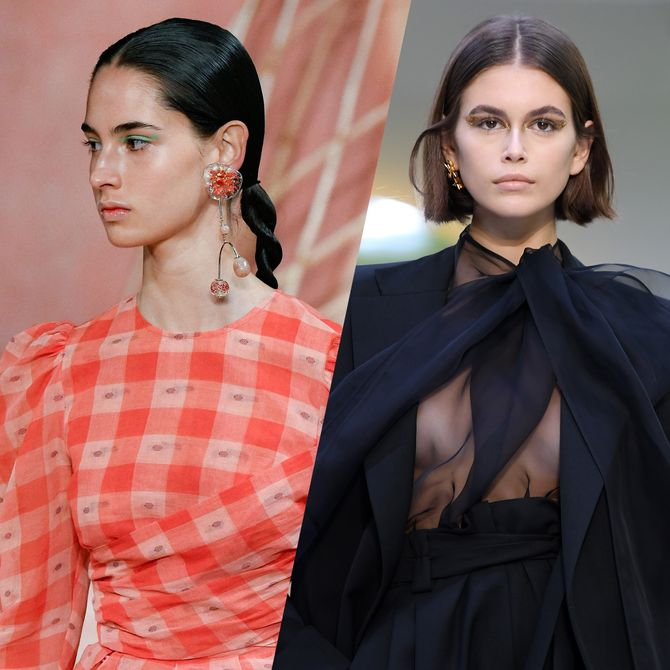 Les plus belles coiffures de la Fashion Week Printemps-Été 2020
