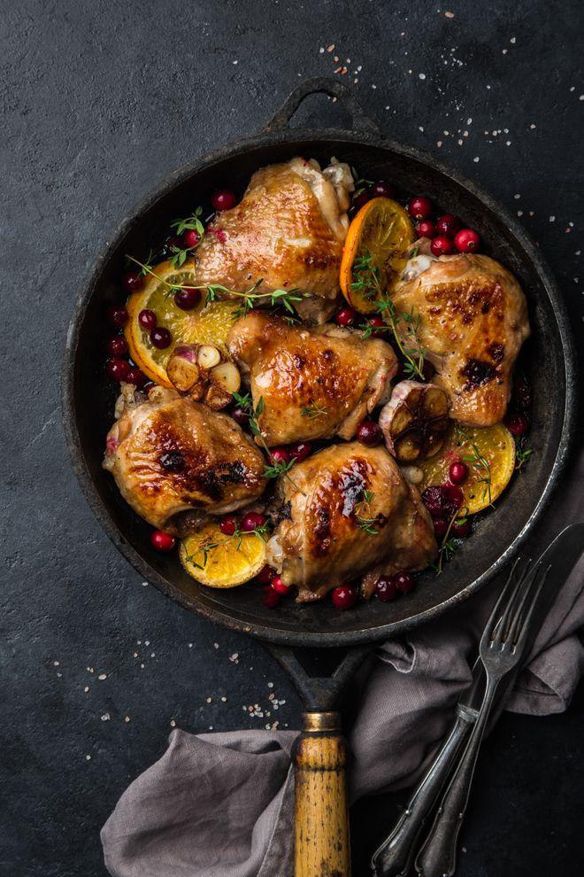 38 plats au poulet