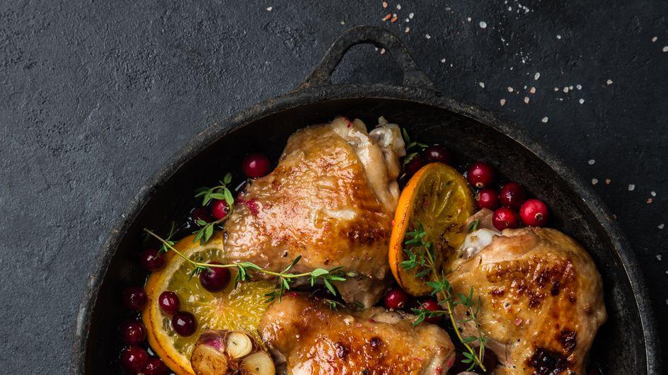 De l'aile à la cuisse : 38 manières de cuisiner le poulet
