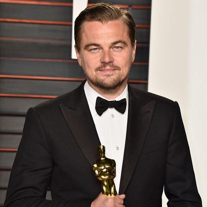 Le star che si battono per l'ambiente: Leonardo DiCaprio