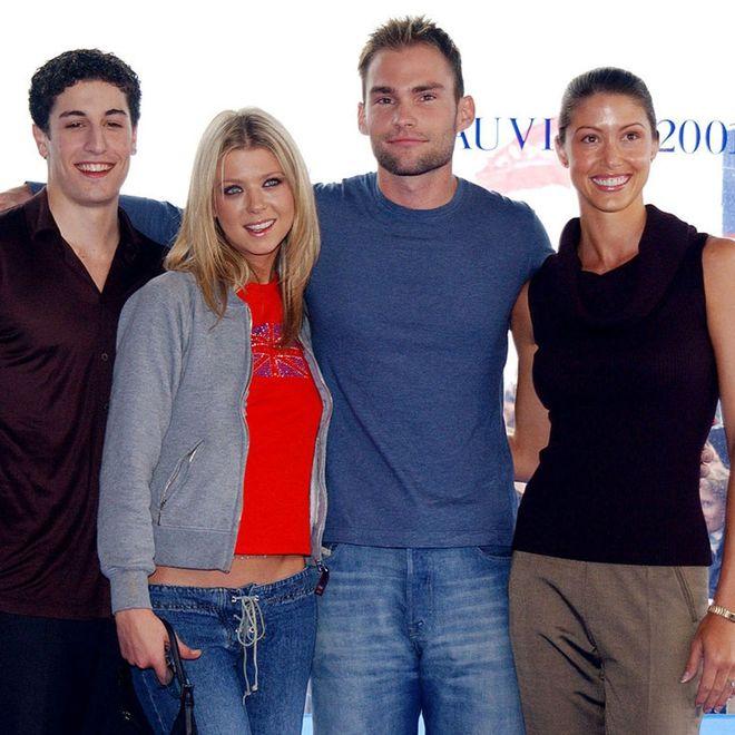 Il cast di American Pie 20 anni dopo