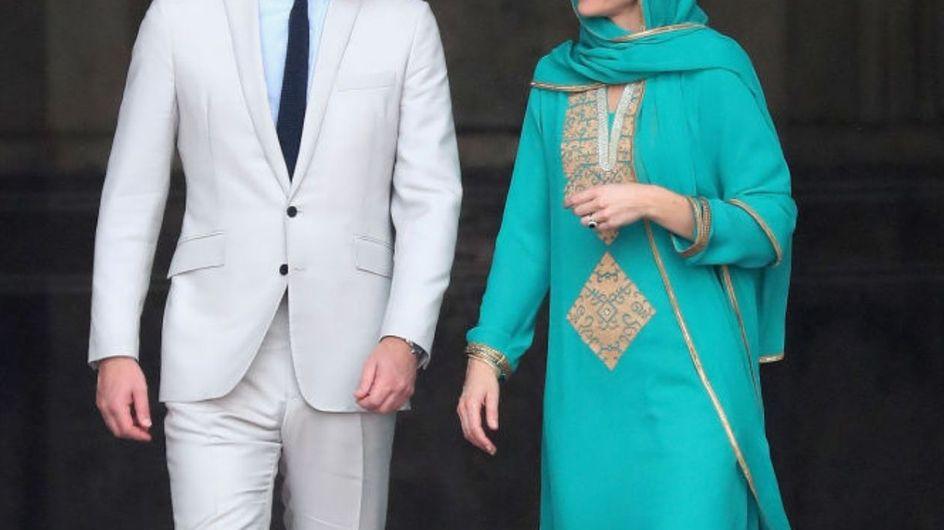 I duchi di Cambridge in Oriente: i look di Kate colpiscono ancora