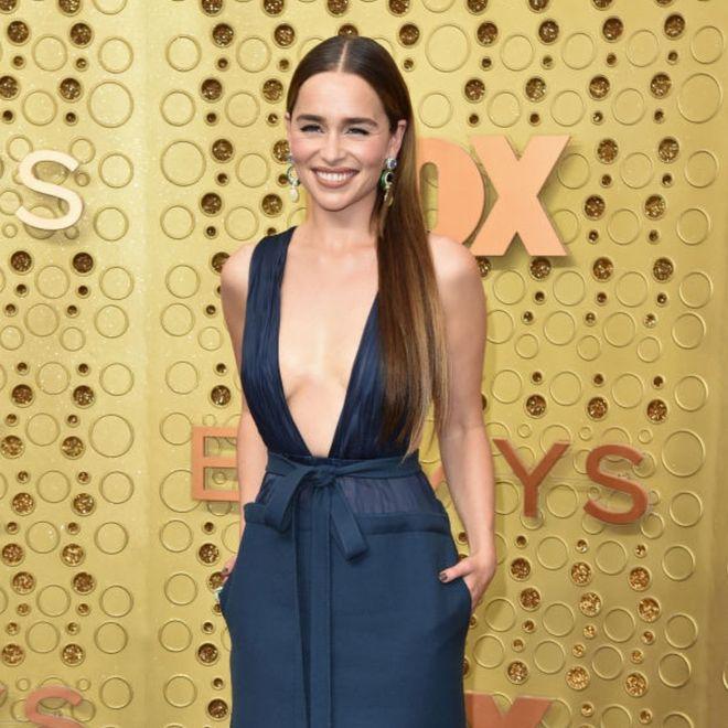 La star de Il Trono di Spade: l'evoluzione fashion di Emilia Clarke