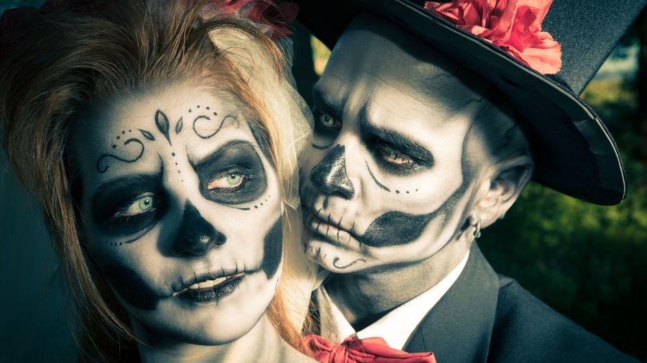 Disfraces en pareja de última hora para Halloween, ¡para los más despistados!