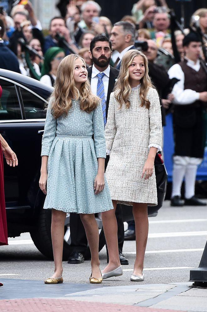 Reinas de estilo desde la cuna