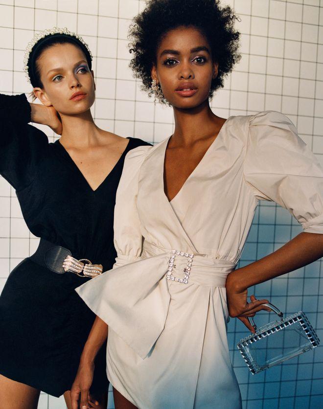 Les pièces de la nouvelle collection Zara automne,hiver 2019