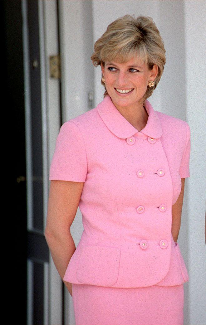 Mit diesen Gesten gedenken die Royals Prinzessin Diana