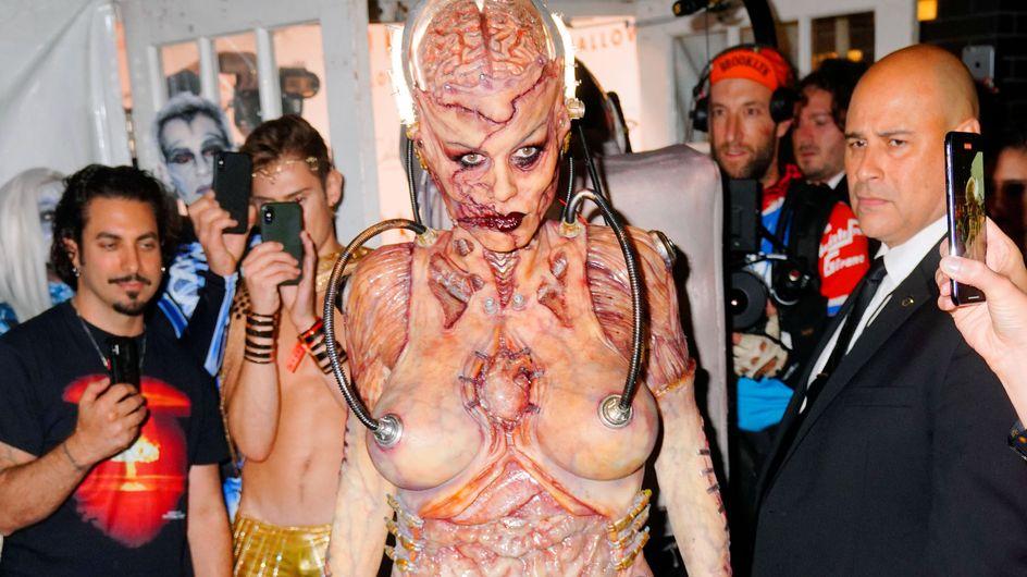 Schaurig schön: Die coolsten Halloween-Kostüme der Stars