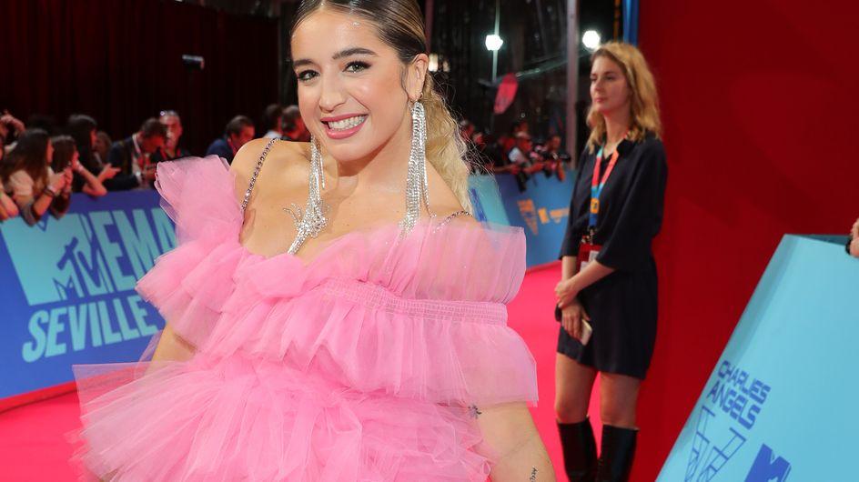 ¡Lola Índigo copia a 3 famosas en los MTV EMA 2019! Repasamos los mejores y peores looks