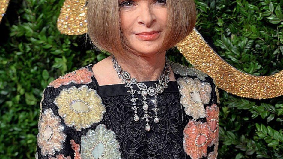 L'evoluzione di Anna Wintour: la Prima Donna della moda over 70