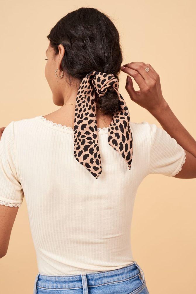 Un foulard chouchou