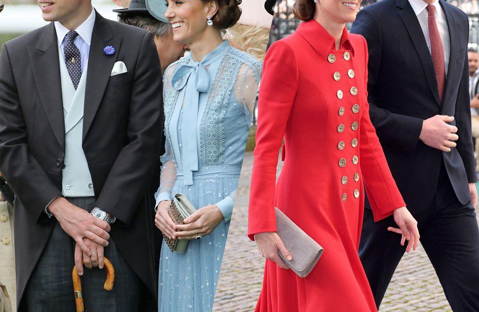 Les plus belles apparitions de Kate Middleton et du Prince William