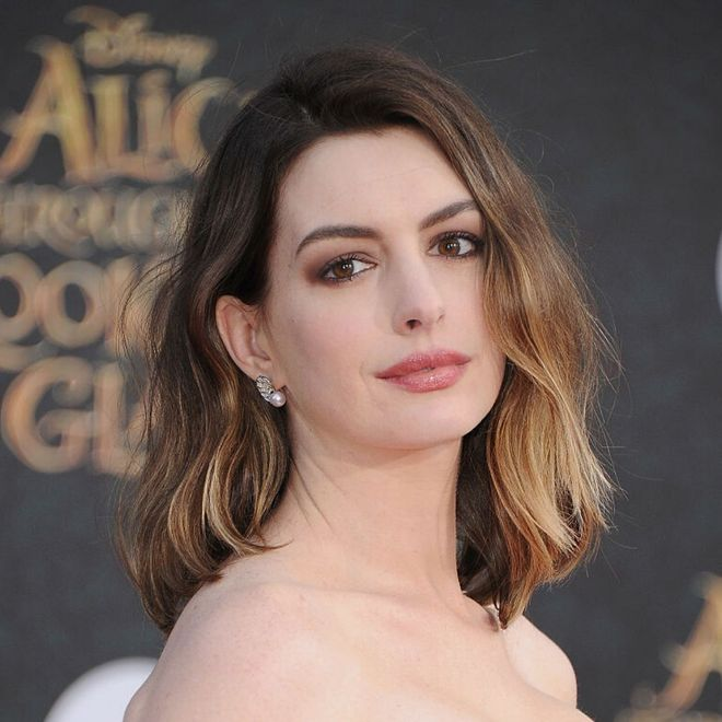 L'evoluzione fashion di Anne Hathaway
