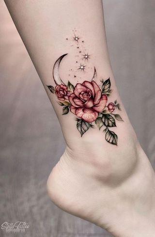 Rosas Tatuajes