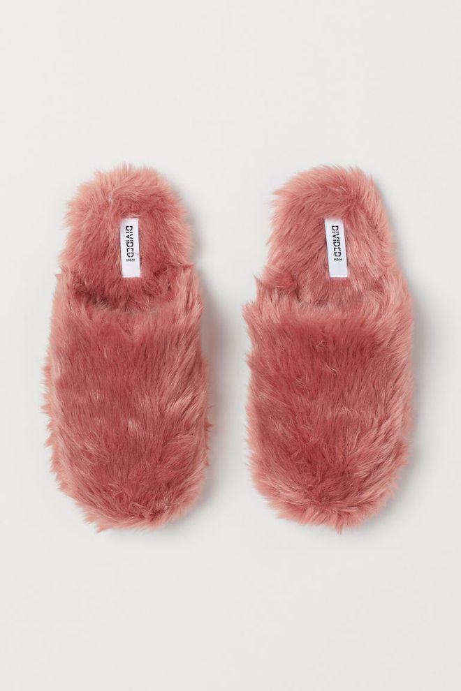 Des chaussons