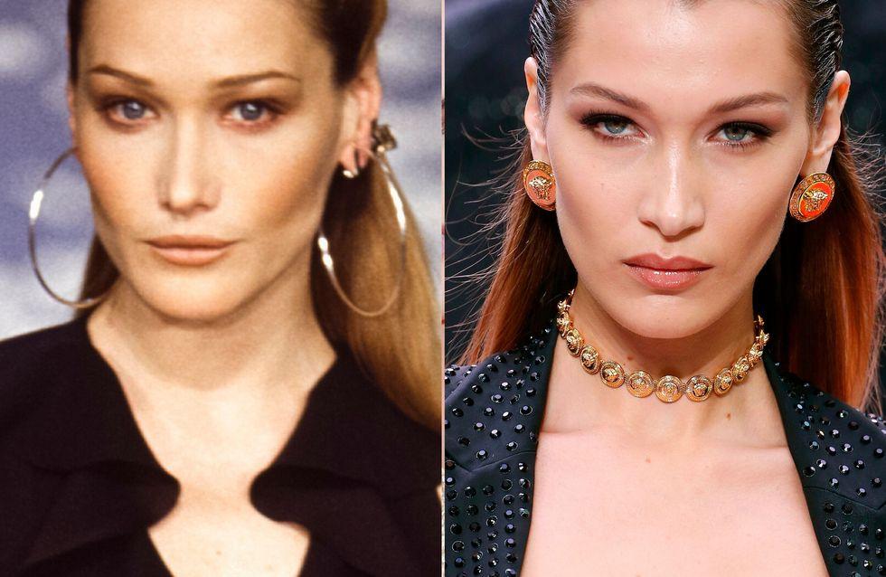 Modelos de los 90 y sus clones Millennials, ¿realmente han cambiado los cánones de belleza?