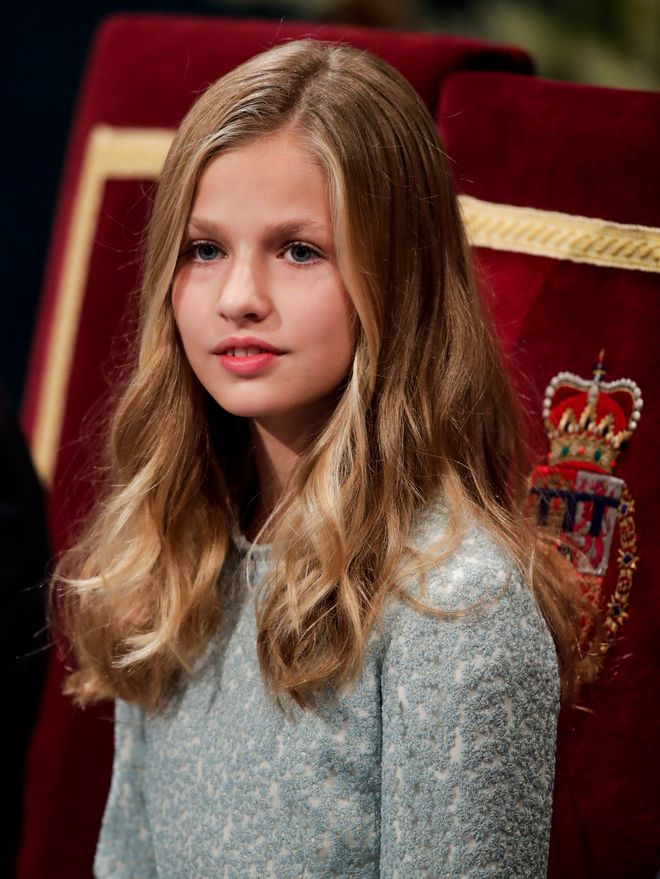 Princesa Leonor de España