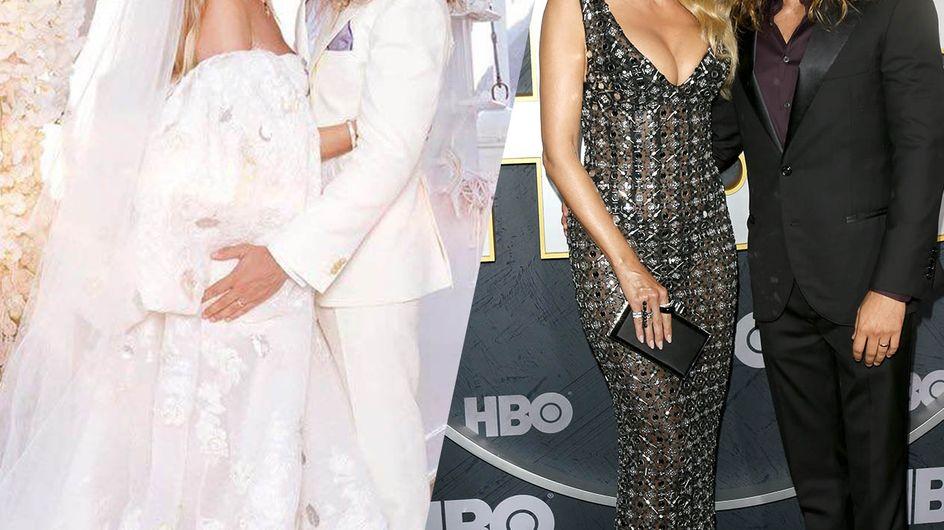 Retour sur les mariages de stars qui ont marqué l'année 2019
