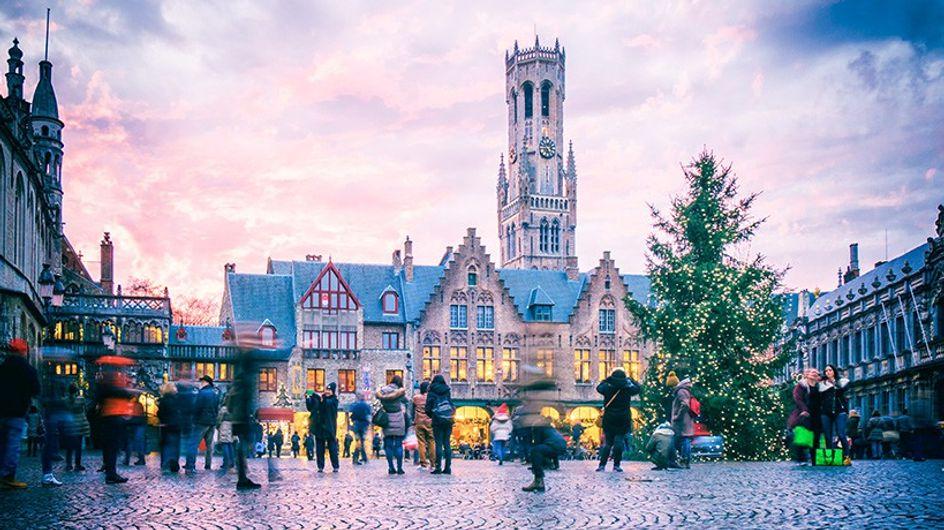 Lugares de cuento: 30 ciudades para visitar en Navidad