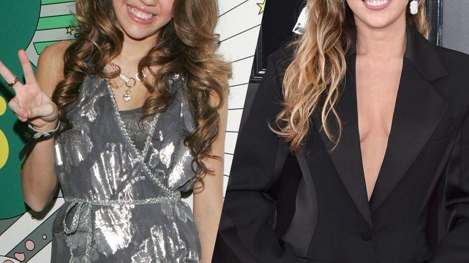 De 2006 à aujourd'hui, retour sur l'évolution mode de Miley Cyrus
