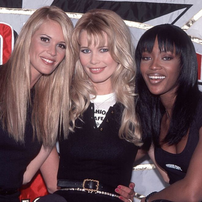 Le supermodelle degli anni '90 oggi