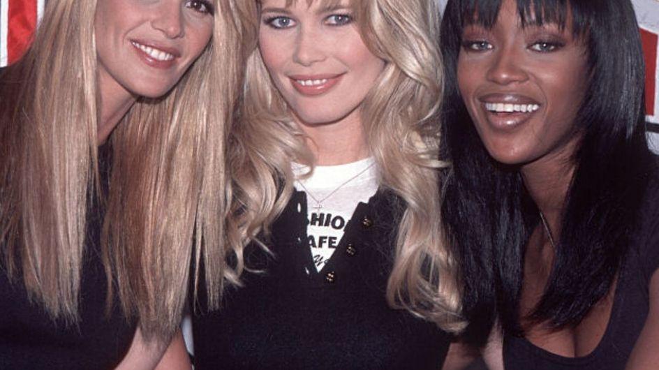 Come sono diventate le supermodelle degli anni '90?