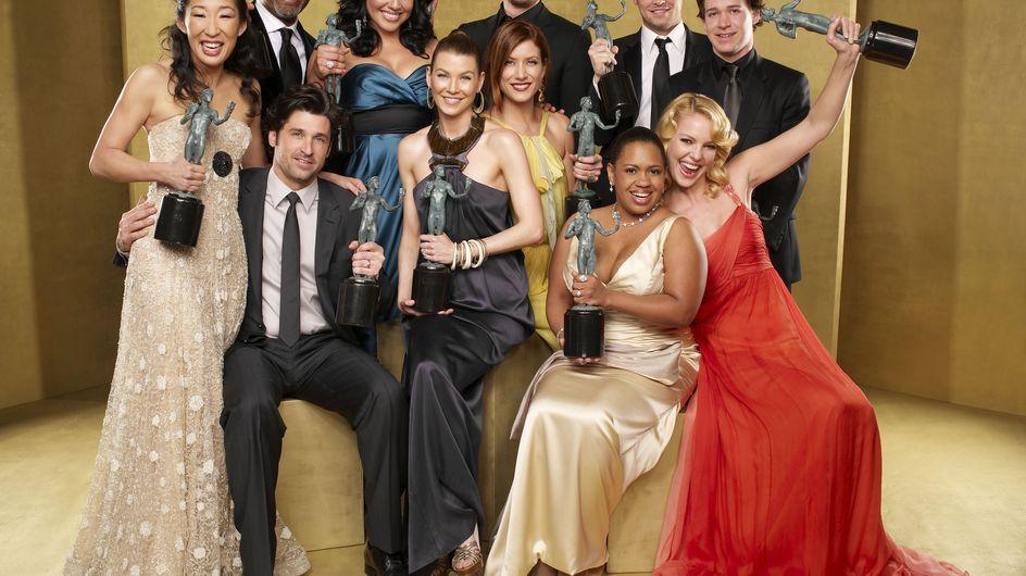 Grey's Anatomy: So haben sich die Stars seit Staffel 1 verändert